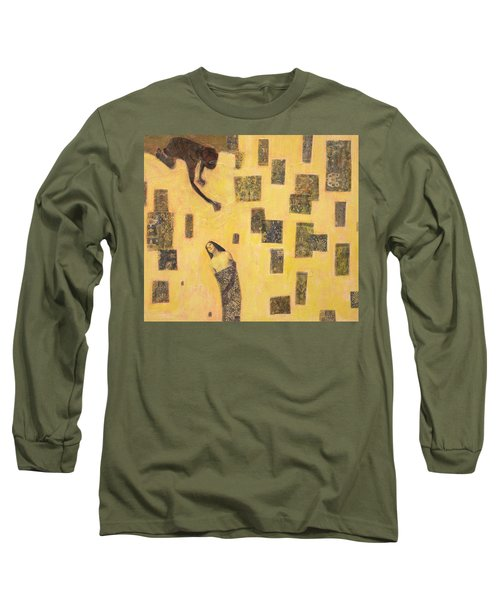 Bound  Long Sleeve T-Shirt