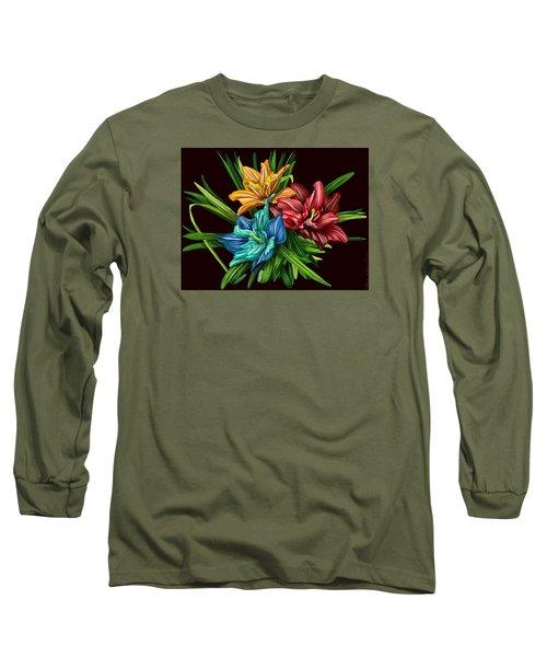 Bouquet#1 Long Sleeve T-Shirt
