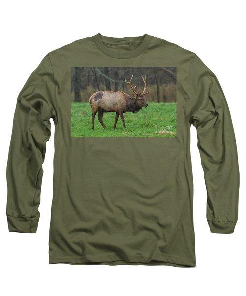 Boxley Elk Long Sleeve T-Shirt