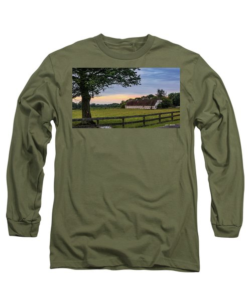 Boxwood Farm Long Sleeve T-Shirt