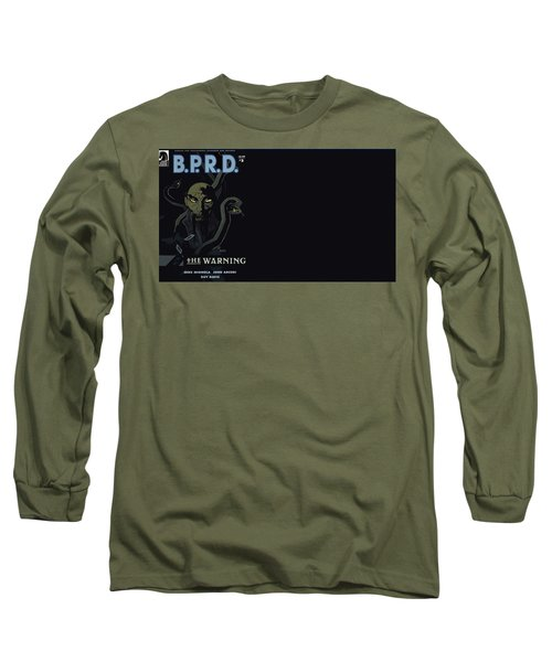 B.p.r.d. Long Sleeve T-Shirt