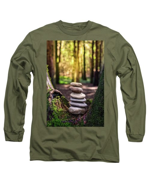 Long Sleeve T-Shirt featuring the photograph Brand New Day by Marco Oliveira