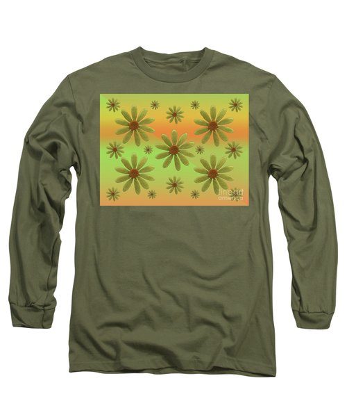 Long Sleeve T-Shirt featuring the photograph Brass Corollas by Rockin Docks Deluxephotos
