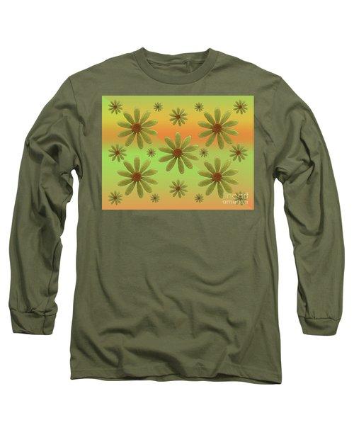Brass Corollas Long Sleeve T-Shirt