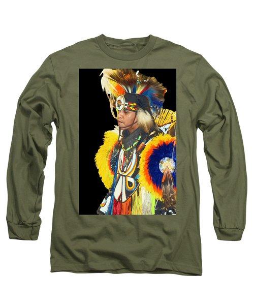 Brave 3 Long Sleeve T-Shirt