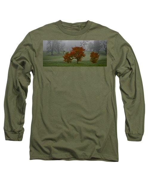 Breaking The Monotony Long Sleeve T-Shirt