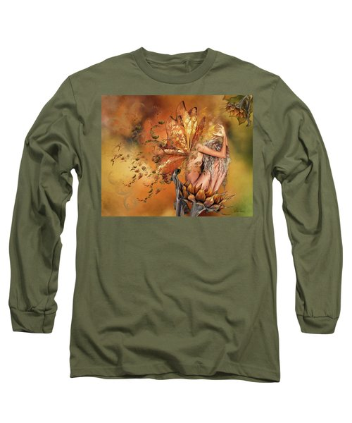 Breath Of Autumn Long Sleeve T-Shirt