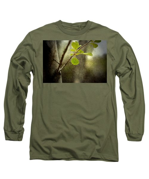 Breathe With Me Long Sleeve T-Shirt