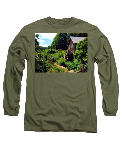 Brewster Gristmill Long Sleeve T-Shirt