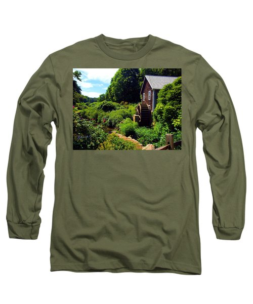 Brewster Gristmill Long Sleeve T-Shirt