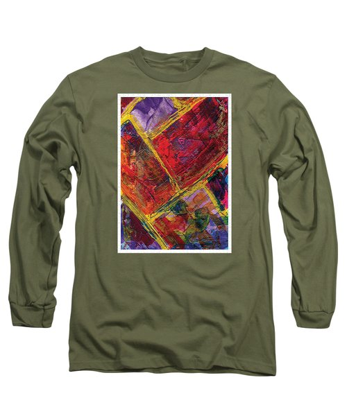 Brick  Long Sleeve T-Shirt