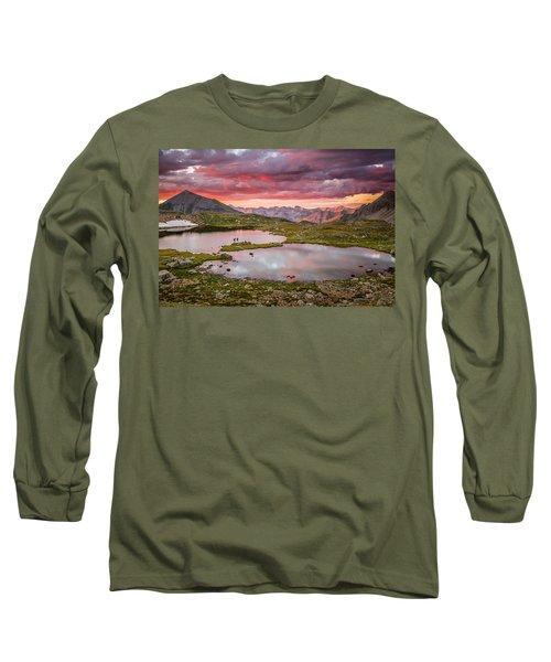 Bridal Veil Basin Long Sleeve T-Shirt
