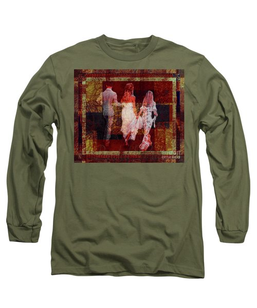 Bridal Walk Long Sleeve T-Shirt