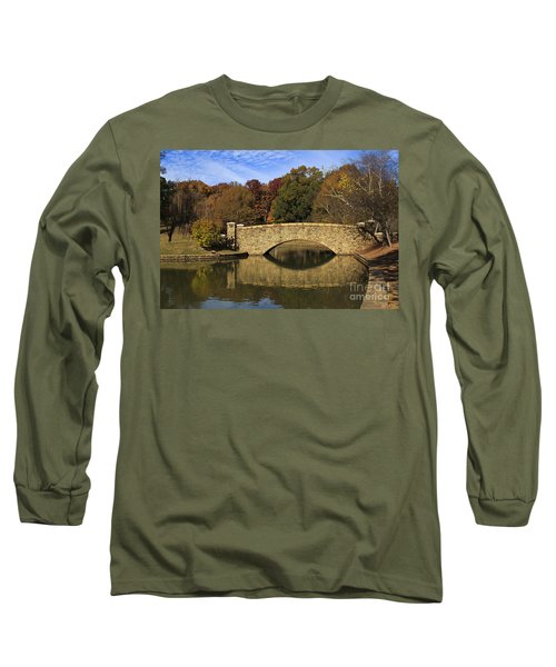 Bridge Reflection Long Sleeve T-Shirt