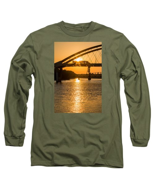 Bridge Sunrise 2 Long Sleeve T-Shirt
