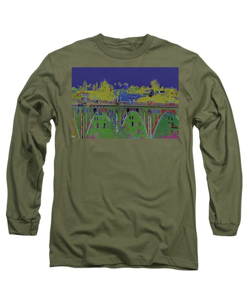 Bridge To Life Long Sleeve T-Shirt