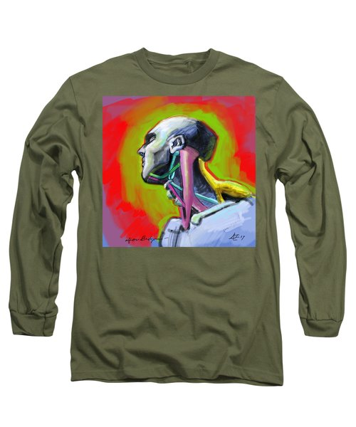 Bridgman In Color Long Sleeve T-Shirt