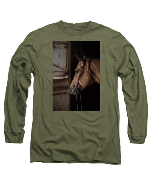 Bridled Long Sleeve T-Shirt