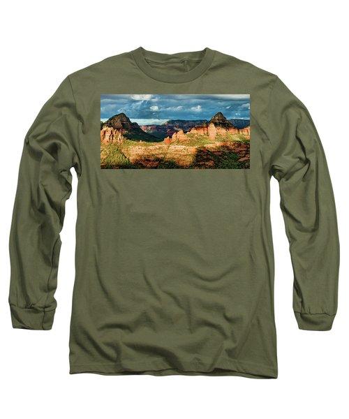 Brins Ridge 04-044pan N Long Sleeve T-Shirt