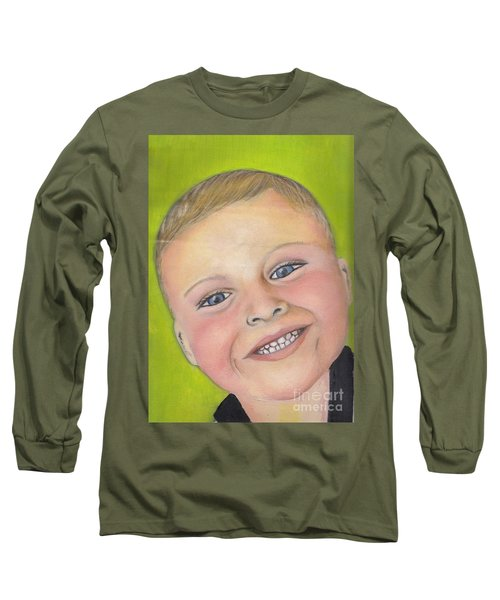 Brody's Smile Long Sleeve T-Shirt