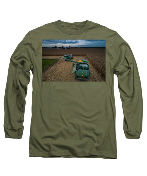 Broken Down Long Sleeve T-Shirt