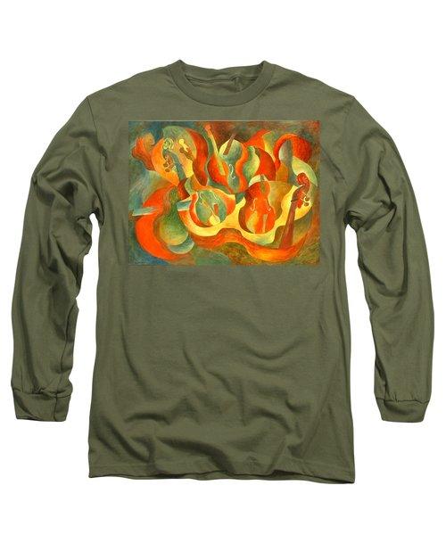 Broken Fiddle Long Sleeve T-Shirt