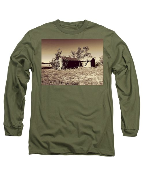 Broken Homestead Long Sleeve T-Shirt