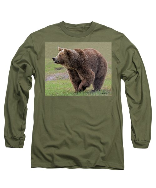 Brown Bear 14.5 Long Sleeve T-Shirt