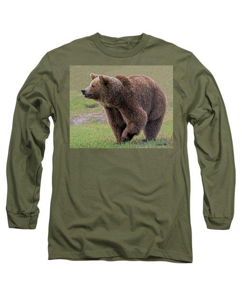 Brown Bear 14.5 Long Sleeve T-Shirt
