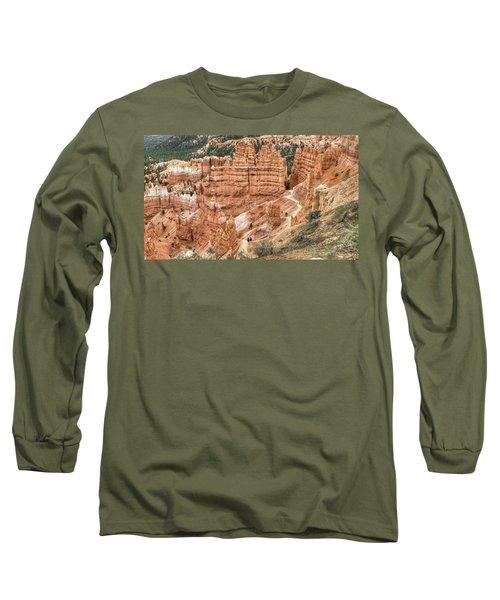 Bryce Canyon Long Sleeve T-Shirt by Geraldine Alexander