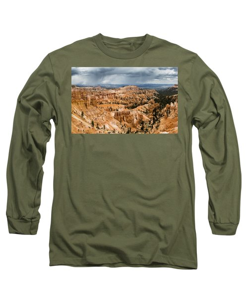 Bryce Canyon Storm Long Sleeve T-Shirt