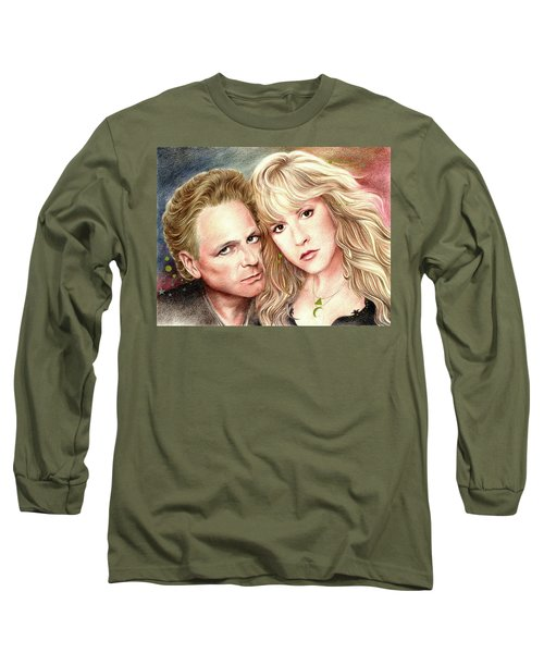 Buckingham Nicks Long Sleeve T-Shirt