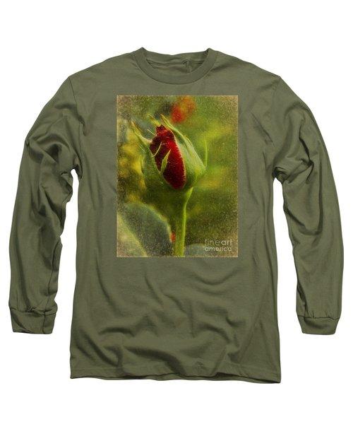 Budding Love Long Sleeve T-Shirt