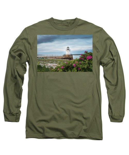 Bug Light Blooms Long Sleeve T-Shirt