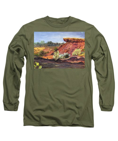 Bullock Reservoir Long Sleeve T-Shirt
