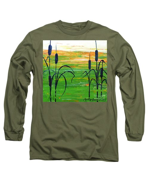 Bullrushes Long Sleeve T-Shirt