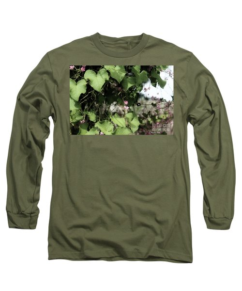 Long Sleeve T-Shirt featuring the photograph Bumble Bum by Megan Dirsa-DuBois