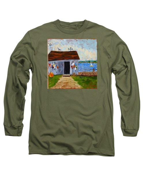 Buoys Will Be Buoys Long Sleeve T-Shirt