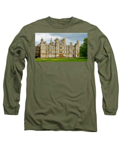 Burghley House Long Sleeve T-Shirt