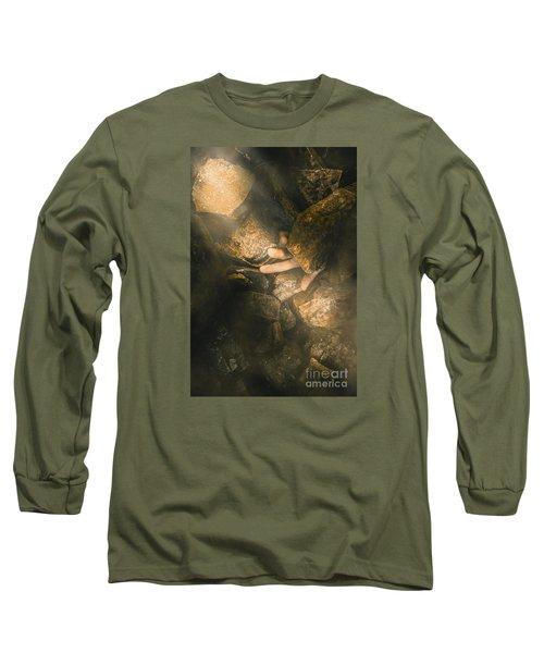Buried Alive Long Sleeve T-Shirt