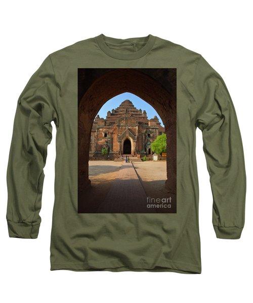 Long Sleeve T-Shirt featuring the photograph Burma_d2095 by Craig Lovell