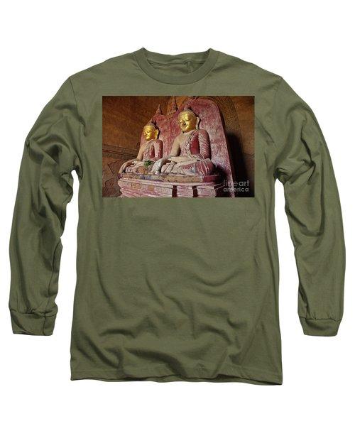 Burma_d2104 Long Sleeve T-Shirt by Craig Lovell
