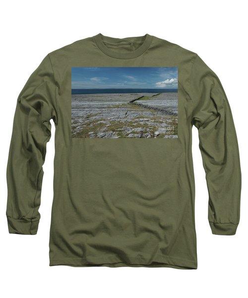 Burren Collection Long Sleeve T-Shirt