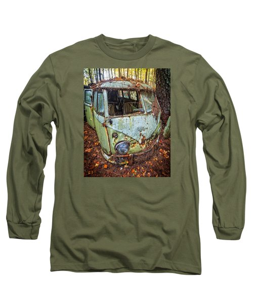 Bus Stopped Long Sleeve T-Shirt