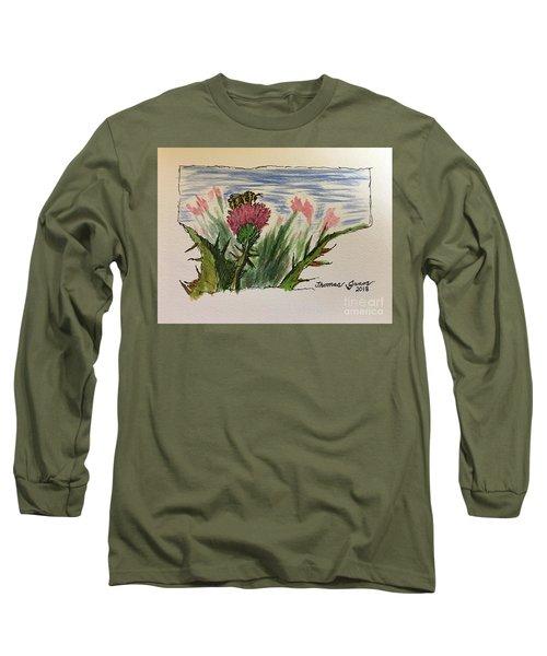 Busy Bumblebee  Long Sleeve T-Shirt