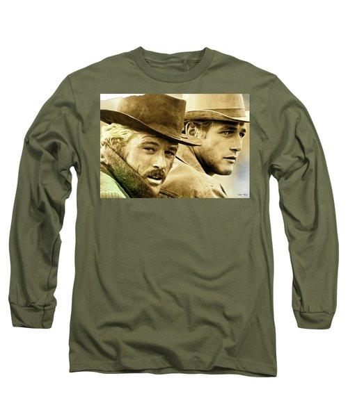 Butch Cassidy And The Sundance Kid     Long Sleeve T-Shirt