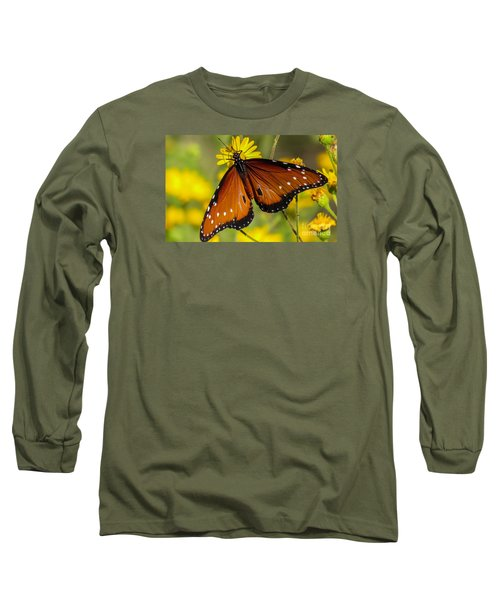 Butterfly 1 Long Sleeve T-Shirt