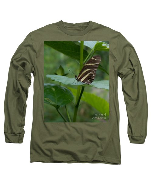 Butterfly 2 Long Sleeve T-Shirt