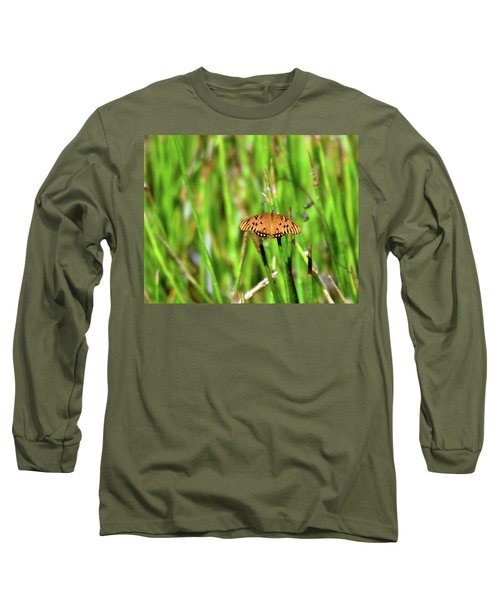 Butterfly Dream Long Sleeve T-Shirt