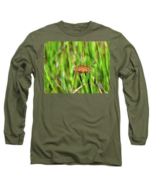 Butterfly Dream Long Sleeve T-Shirt